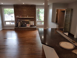 Renovated SMART Home Apartment - 3  bed - Kanata - Rent Sept 1st