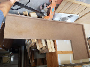 USED countertop pieces - 85.00 for all
