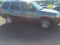 2004 Mazda Tribute VUS