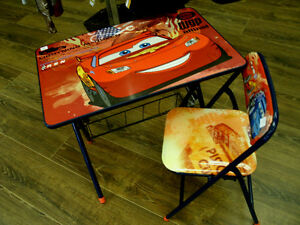 Table & Chair for Toddler