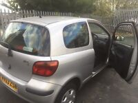 Toyota Yaris t3 1.0 Silver Great First Car