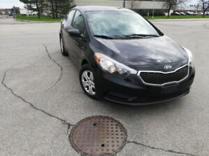 2014 Kia Forte LX Certified Plus one Year Free Warranty