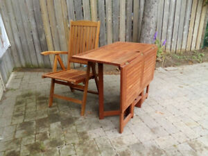 TEAK PATIO Furniture Warehousee Sales
