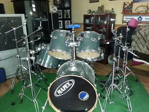 Mapex Drum Kit + Hardware for sale