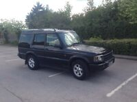 Land Rover Discovery 2 td5 ( now with correct mobile number )