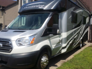 Ford transit B+ TS2390 2018 Sunseeker Forest River