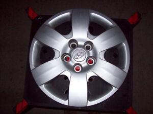 Hyundai 16 inch hubcaps