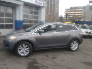 2007 Mazda CX-7  SUNROOF AUTOMATIC SAFETY + E TEST+1YEARWARRANTY