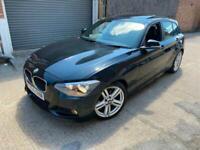 2014 BMW 1 Series 125i M Sport 5dr Step Auto HATCHBACK Petrol Automatic