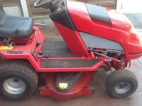 Countax rideon mower