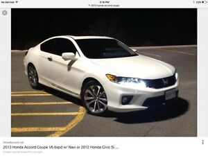 2013 Accord Coupe EX-Lease takeover