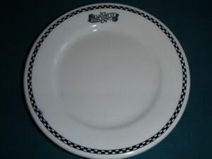 Home Dairy Co. Plate