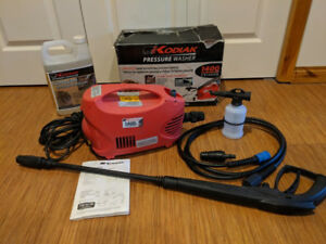 Kodiak Pressure Washer 1400 psi