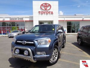2011 Toyota 4Runner LIMITED 4x4 NAVIGATION