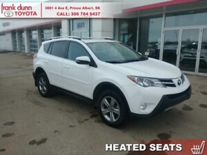 2015 Toyota RAV4 XLE  one owner