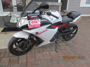 MUST GO BEFORE WINTER YAMAHA FZ-6R MAKE AN OFFER