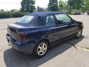 CAR FOR SALE!! VOLKSWAGEN CABRIO
