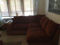 Corner sofa / suite & 2 chairs