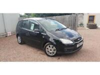 FORD FOCUS C MAX 2006 2.0 LTR PETROL AUTOMATIC 88000 MILES 1 YEAR MOT WARRANTED