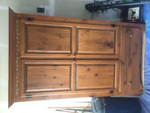 Old Hippy Armoire for sale 500 dollars