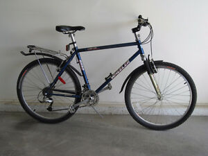 Large-size Mountain-Cross Bicycle