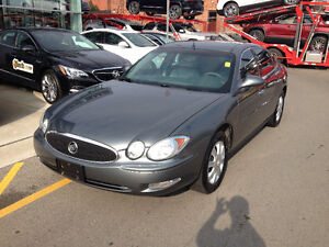 LOW KMS|CLOTH|3.8L V6! 2005 Buick Allure CX Sedan