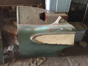 Ford Edsel 4DHT doors! 1958