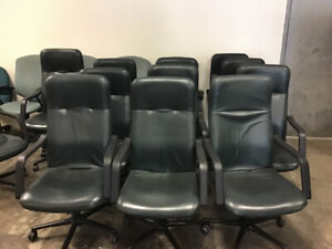 OFFICE CHAIRS - Large Assortment - New & Gently Used