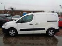 2009 Citroen Berlingo 1.6 HDi L1 850 LX Panel Van 5dr