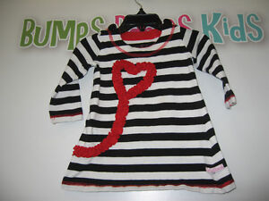 Girl's 12/18 months (Ruffle butts) long sleeve shirt London Ontario image 1