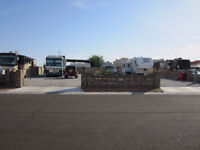 Foothills Lot (Yuma) Available Mar. 1/16