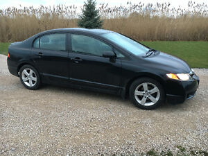 2009 Honda Civic DX-A Sedan