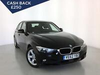 2013 BMW 3 SERIES 320d SE Step Auto Bluetooth GBP3215 Of Extras