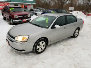 CHEVROLET MALIBU *** CERT / ONLY $4495 *** 100% APPROVED