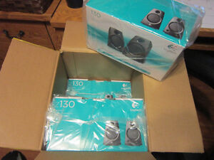 NEW Logitech Speakers Z130 Black Unopened. Computers, MP3 Player Kitchener / Waterloo Kitchener Area image 9