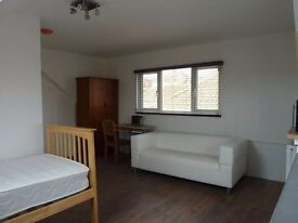 Large self contained room for single occupant