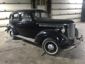 1938 PLYMOUTH BROTHER ALCAPONE