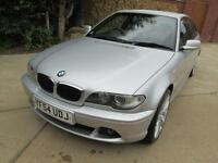 BMW 318 2.0 2005 Ci ES 93K From New Fully Documented Service History