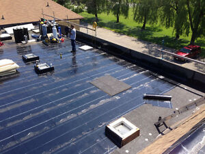 Flat Roofing & Shingles — over 40 years of Pro Experience! London Ontario image 9