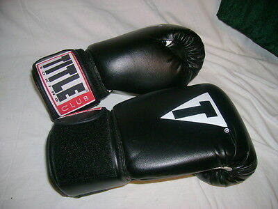 title club boxing gloves, mma gloves and hand wraps