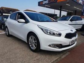 Kia Ceed 3 Ecodynamics Hatchback 1.6 Manual Petrol
