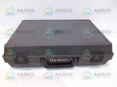 Allen Bradley Plc-4 1770-t12 Ser. A Fw B Microtrol Programmer Used