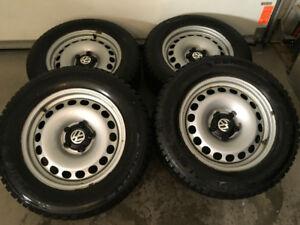 4 winter tires for Tiguan 2014-2017 | 215/65 R16