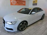 2014 Audi A6 Saloon 3.0BiTDI (313bhp) Quattro ***BUY FOR ONLY £105 PER WEEK***