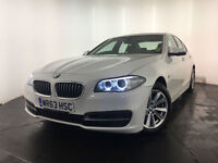 2013 63 BMW 520D SE AUTOMATIC DIESEL 1 OWNER SERVICE HISTORY FINANCE PX