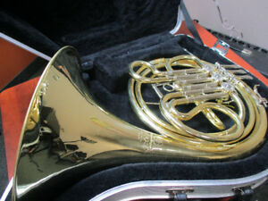 SINGLE STUDENT FRENCH HORN! HOYER 701K MADE IN GERMANY