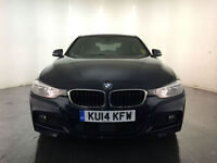 2014 BMW 330D M SPORT AUTOMATIC 1 OWNER FROM NEW SERVICE HISTORY FINANCE PX