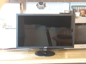 Acer 1080p monitor