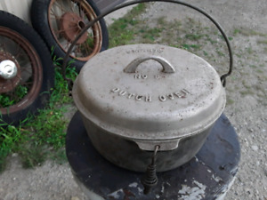 Cast Iron, Dutch Oven