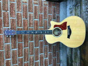 Beautiful 2013 Taylor 814ce with ES2 Upgrade